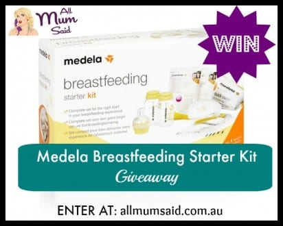 medela breastfeeding starter kit review