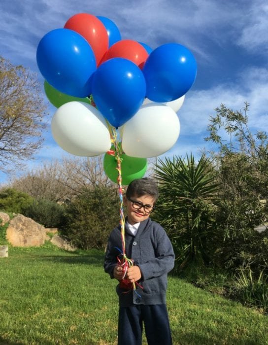 easy DIY book week costumes ideas | old man from up
