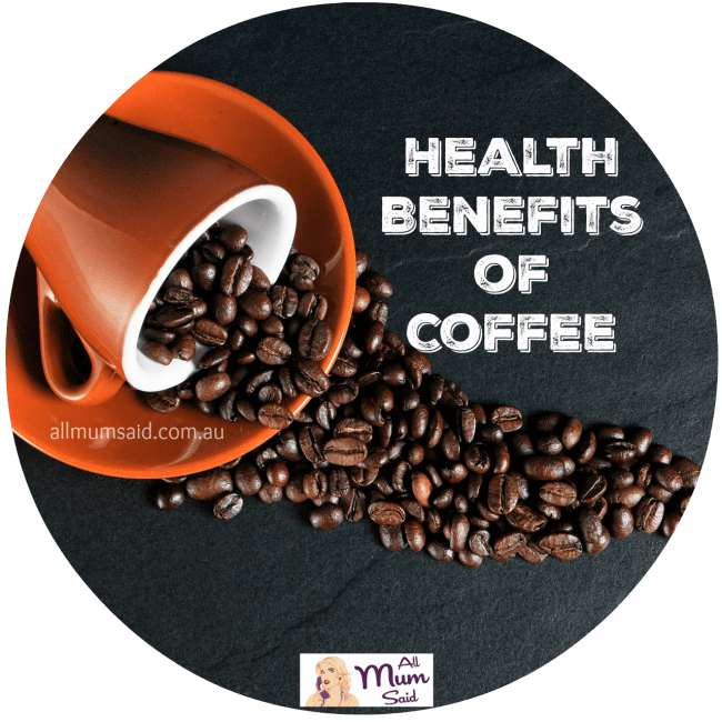 all the benefits of coffee So far i've gathered that many (but not all) of the health benefits are related to caffeine, and funnily enough, decaf does actually contain a small level of caffeine even though it's commonly thought to be caffeine free (and hence, there a.
