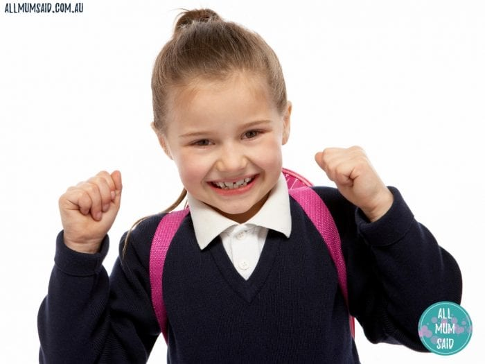 calm first day jitters | Prepare your child for school
