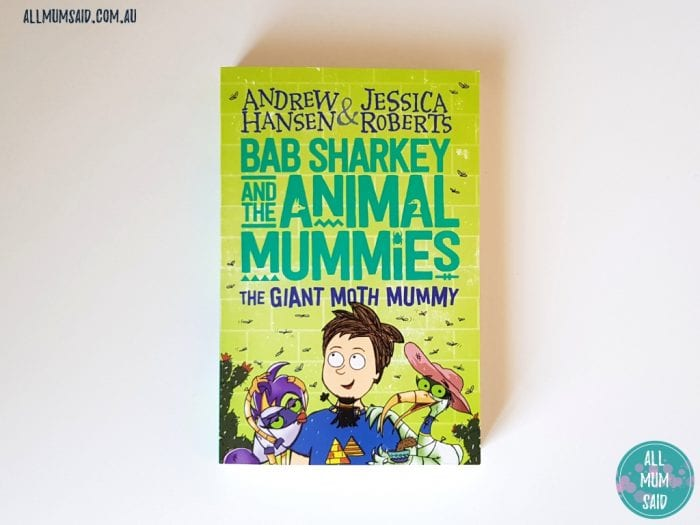 Bab Sharkey and the Animal Mummies book review