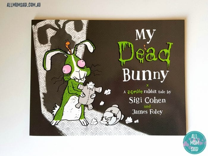 My Dead Bunny book review