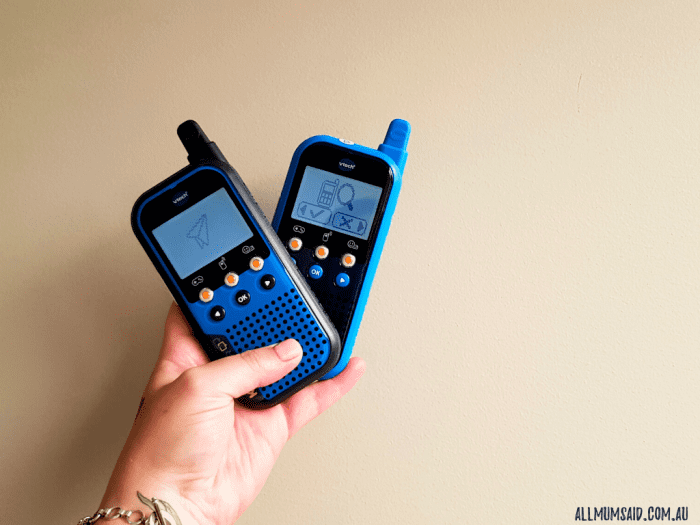 VTech walkie talkies