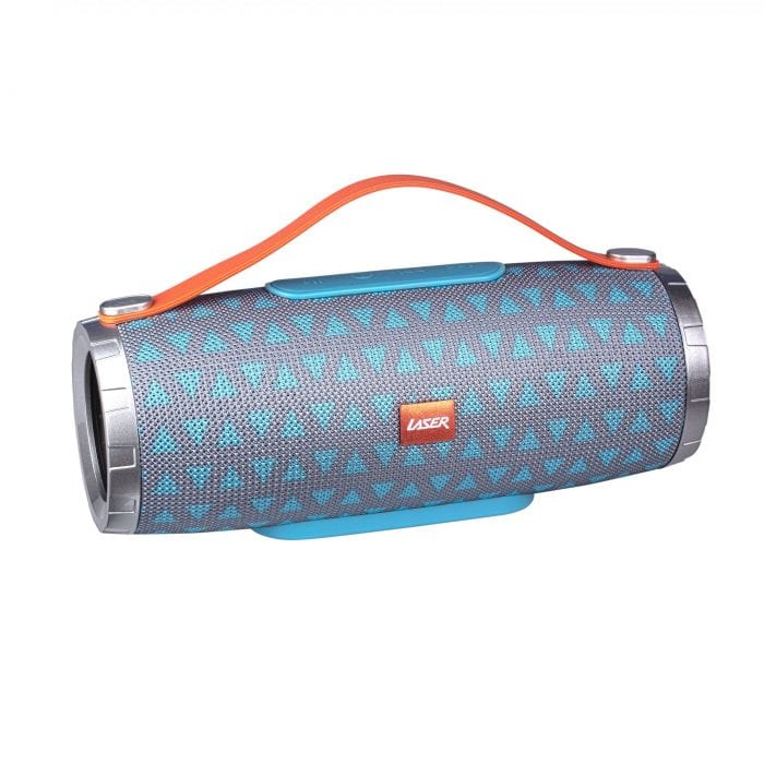 Laser Portable Bluetooth Speaker Review