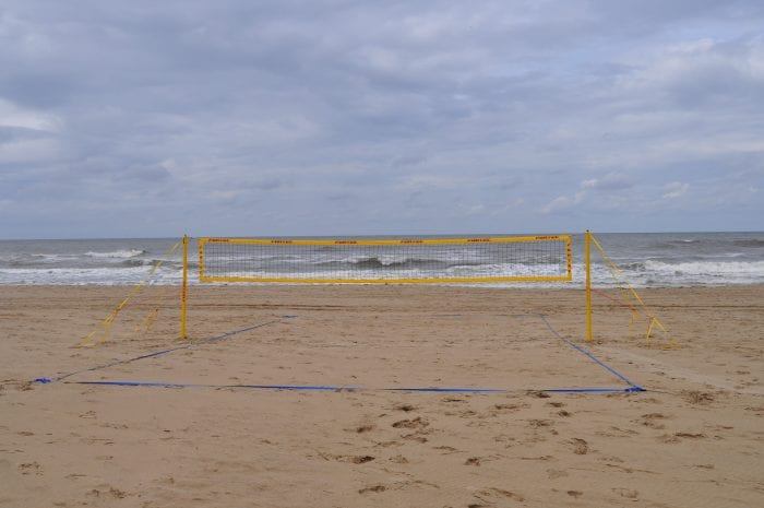 Olympic Inspired Activities To Do With Kids | beach volleyball