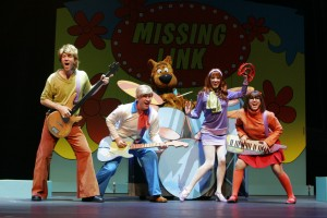 01 Scooby-Doo Live! Musical Mysteries - Band