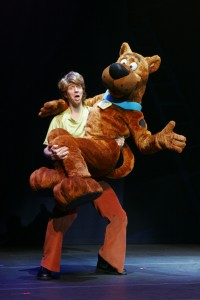 02 Scooby-Doo Live! Musical Mysteries - Shaggy Scooby