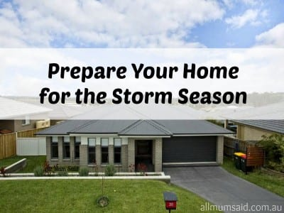 Prepare Your Home for the Storm Season