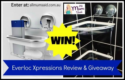 Everloc Suction Systems Xpressions range giveaway