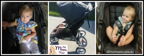 Baby Jogger City Mini Review