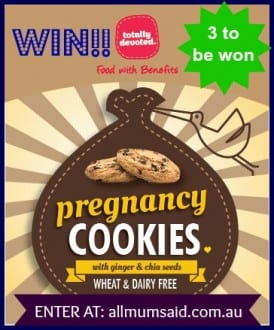 pregnancy cookies review