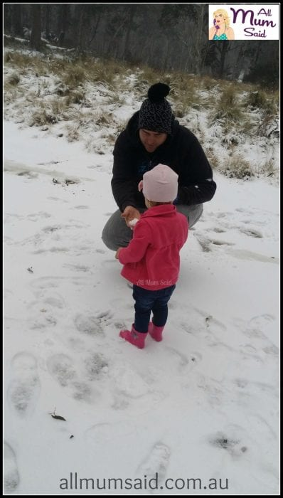 Barrington Tops Snow | All Mum Said