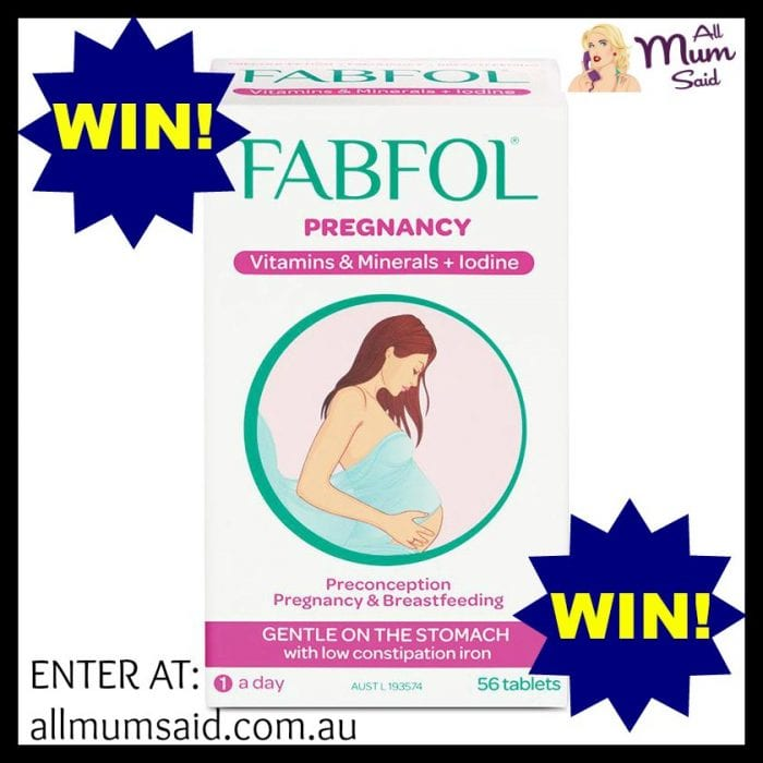 FABFOL Pregnancy review | All Mum Said