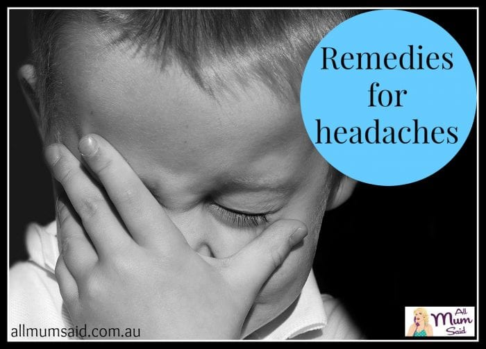How To Reduce Headache In Children | All Mum Said