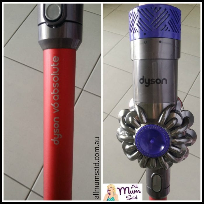 Dyson V6 Absolute review | All Mum Said