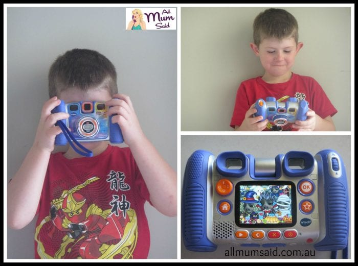 Vtech toys review - kidizoom camera