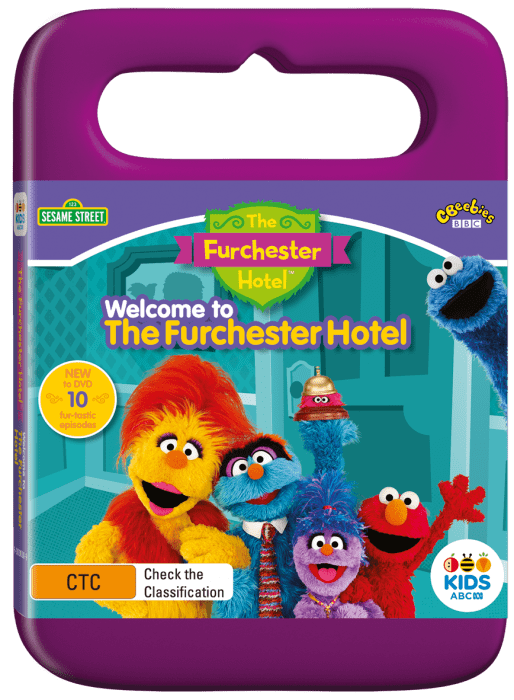 ABC Kids dvd giveaway | All Mum Said | The Furchester Hotel