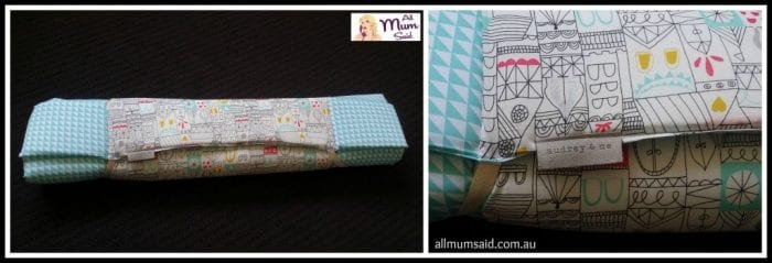 Audrey & Me handmade baby products | All Mum Said