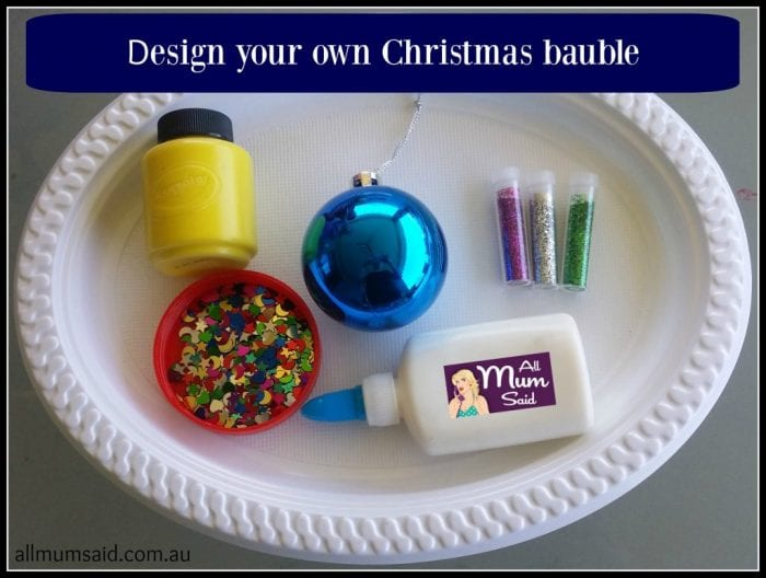 christmas craft ideas for kids make baubles