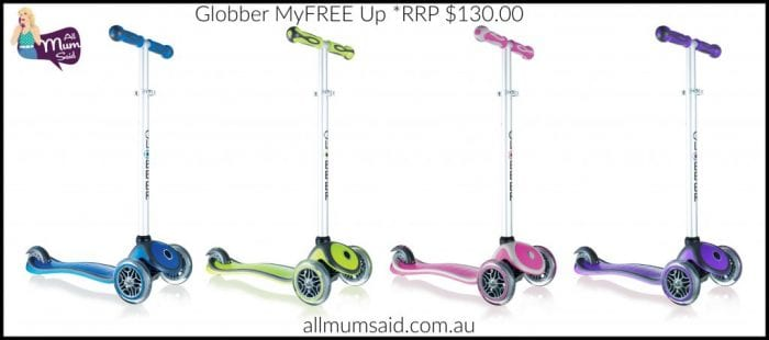 christmas giveaway 2015 globber scooter