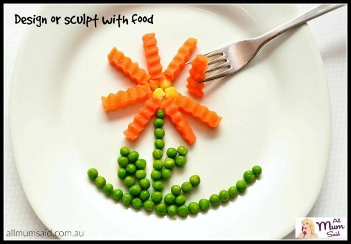 play with food vegie painting design