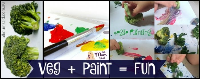 play with food vegie painting