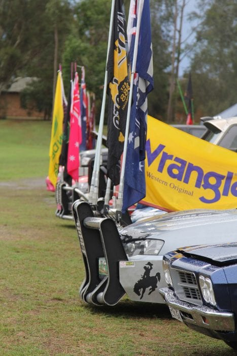 Ute Muster Hunter Valley Tocal field days