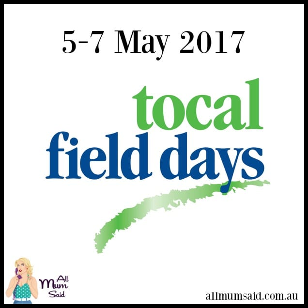 Hunter Valley Tocal field days 2017