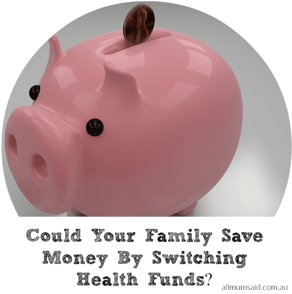 Switching Health Funds