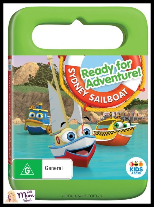 sydney sailboat: ready for adventure