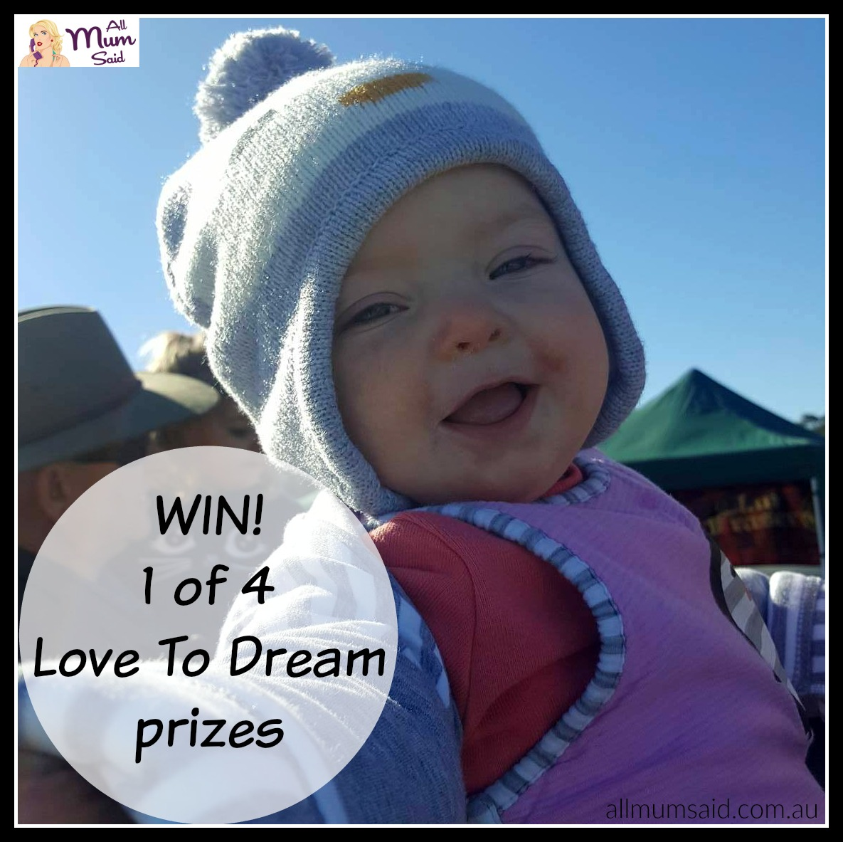 Love to dream arm warmers giveaway