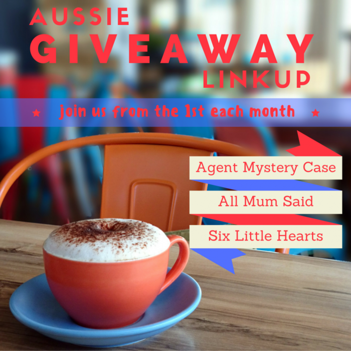 Aussie Giveaway Linkup | a blog link up for Australian competitions