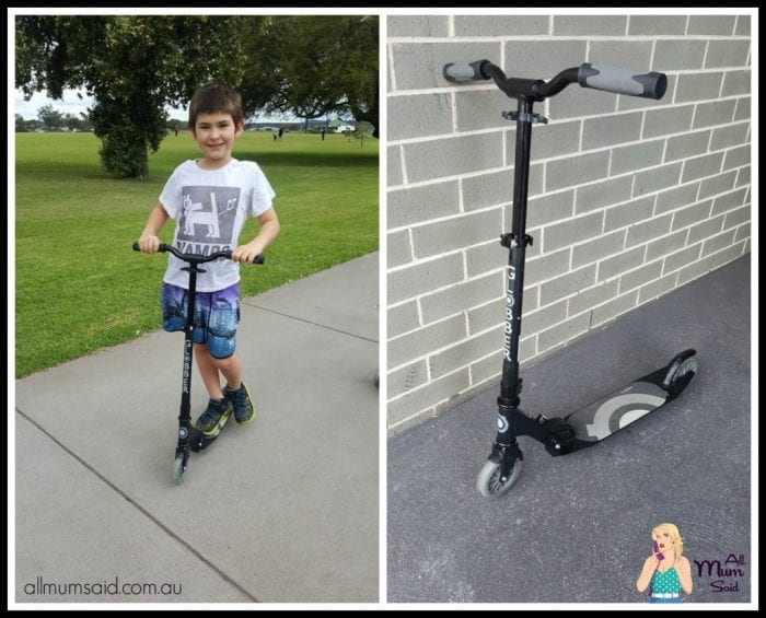 globber scooters my too 12.5