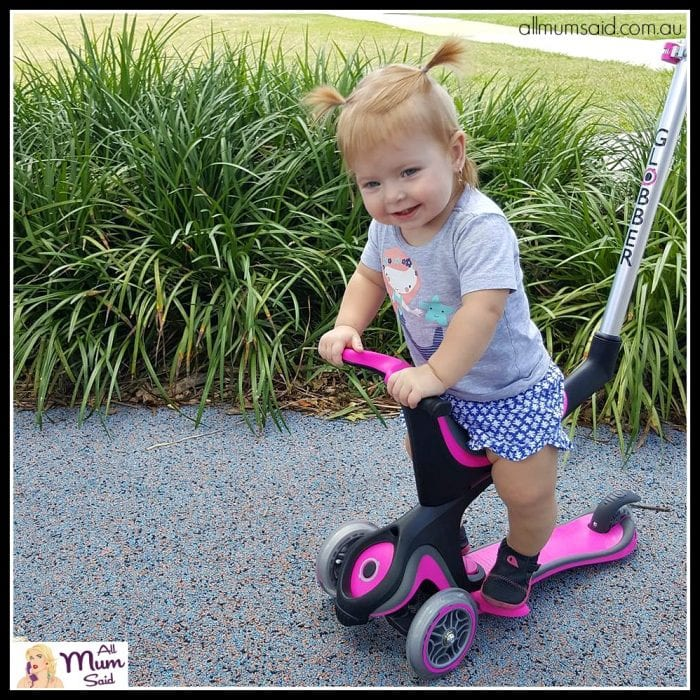 Globber scooters for kids