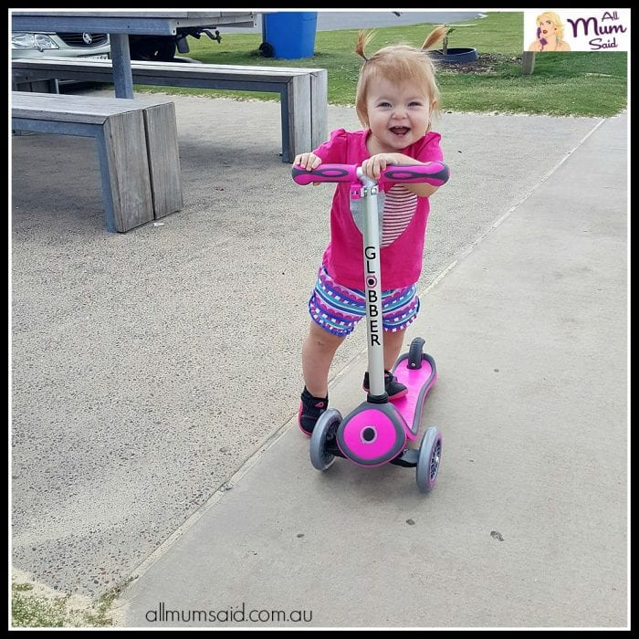 Globber scooters for kids MyFREE 5 in 1