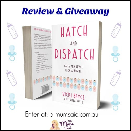 hatch and dispatch - Advice From a Midwife book