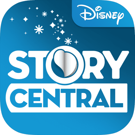 top educational apps for kids - Disney story central