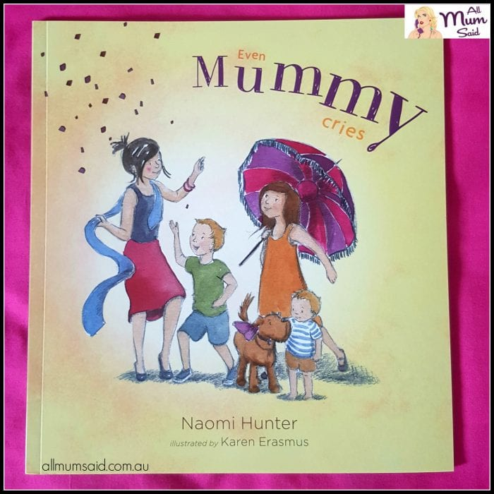 Even mummy cries book review | educational books | empowering Resources