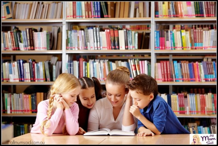 Hunter Valley libraries | Hunter Valley for kids