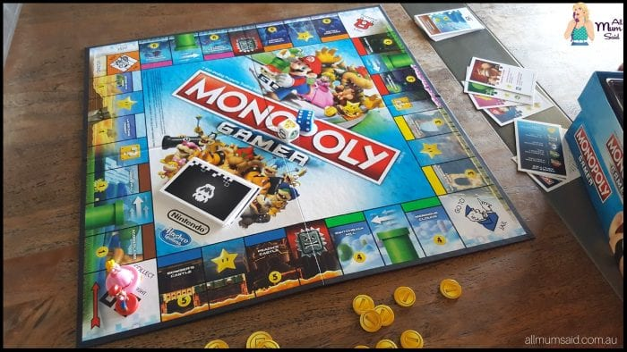 monopoly gamer edition giveaway