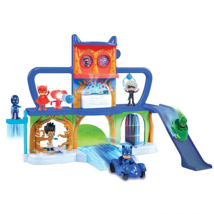 PJ Masks Headquarters Playset - Out of Package