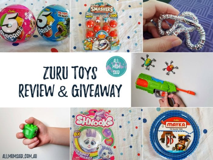 ZURU toys review