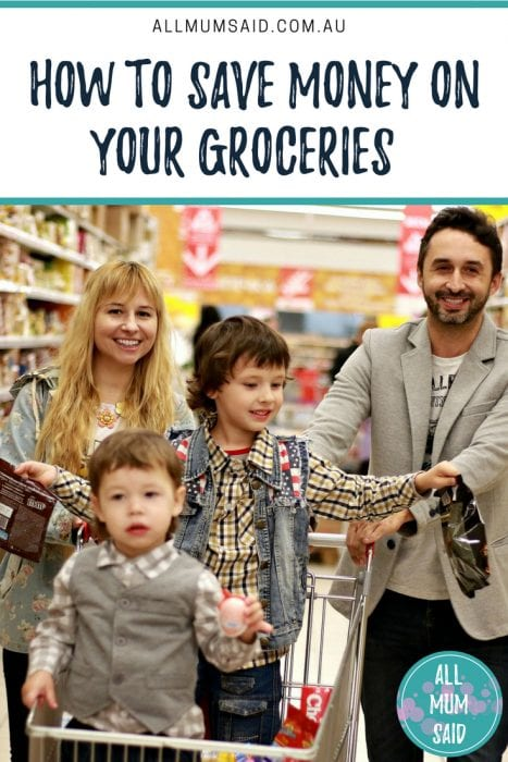 How To Save Money On Your Groceries