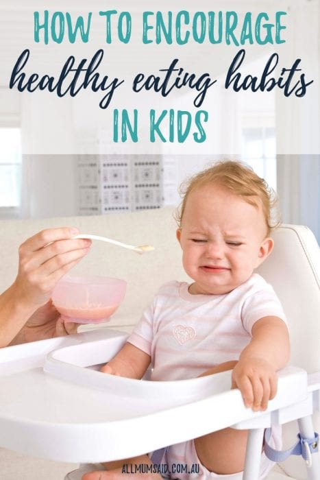 Avoid the fussy eater with these healthy eating tips for kids. #fussyeater #pickyeater #kidsfood #eatinghabits