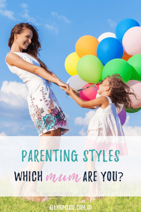 The cool, the crazy or the can't-care-less_ Which one are YOU when it comes to parenting styles_ #parenting #family #mumlife #momlife #kids