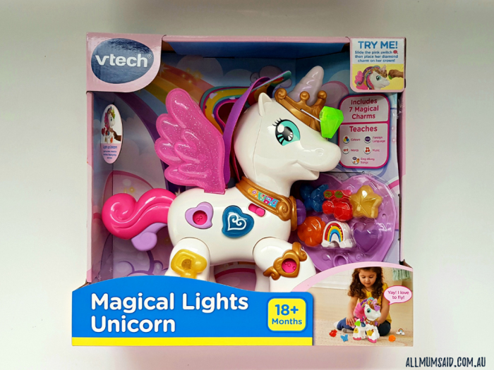 Magical Light Unicorn review