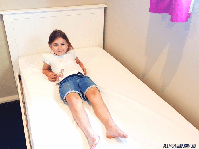 protect-a-bed mattress protector cotton jacquard with kid