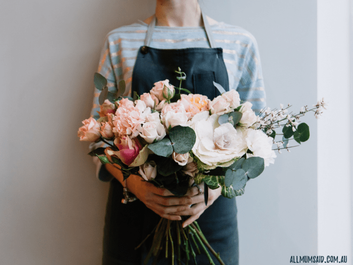 perfect flowers for each occasion