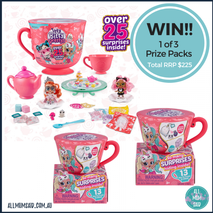 WIN Itty Bitty Prettys prize pack